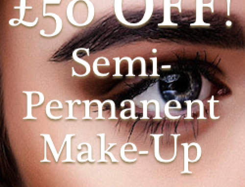 Semi Permanent Make Up Offer In Brighton