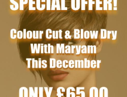 Colour, Cut & Blow Dry Offer