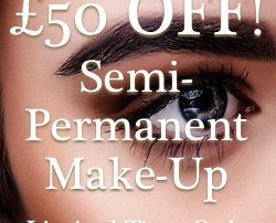 £50 Off Semi-Permanent Make-Up In Brighton & Hove.001